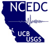 NCEDC logo